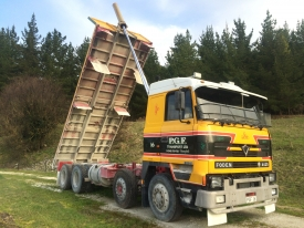 1994 FODEN DROP SIDE TIPPER