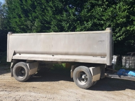 1997 2axle BATH TUB