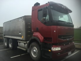 2002 Mack Quantum 470hp alloy bath tub tipper