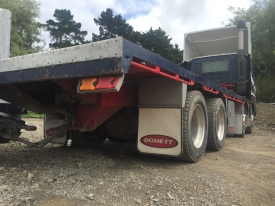 2005 ISUZU 460 GIGA  7.3M LIVESTOCK. DECK NO CRATE BUT CAN SUPPL