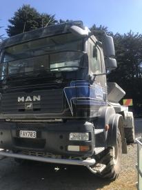 2009 MAN TGM18.330 SOWER/BULKY