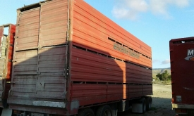 30FT TRAILER & CRATE