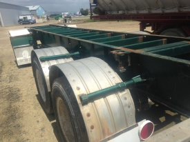 3 AXLE COMPLETE TRAILER CHASSIS
