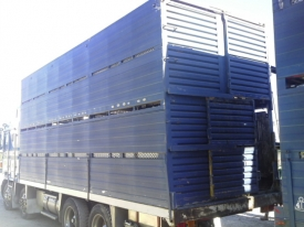 7.3M 2/4DECK MOOLOO TRUCK CRATE