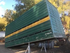 7.3m 2/3 Truck crate