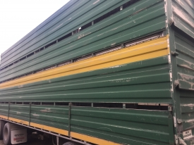 8.8m 2/4 DECK TRAILER CRATE