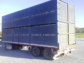 AIRBAG DOMETT 29FT &2/4 DECK CRATE
