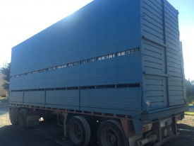 DOMETT FRUEHAUF TRAILER & CRATE