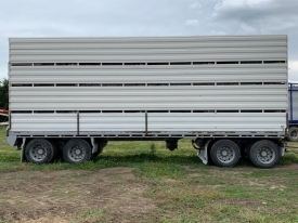 FRUEHAUF 30 FT 2/4 DECK CRATE