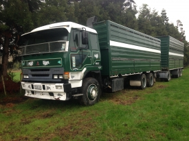 FUSO TRUCK AND TRAILER STOCK UNIT