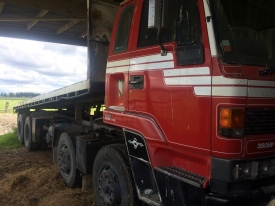 ISUZU CXH DROP SIDE TIPPER