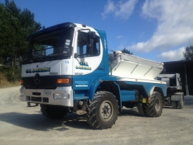 MERCEDES ATEGO 1317AK SOWER