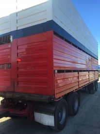 ROADMASTER 8.8m & 2/3 DECK CRATE