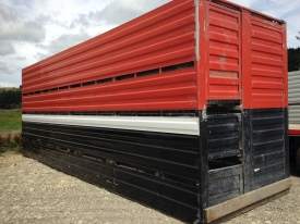 TRAILER CRATE 29ft (8.8m) 2/4 DECK