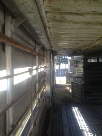 TRAILER CRATE 2/3 DECK 29 FT