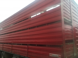 TRAILER CRATE 2/4 DECK 29FT