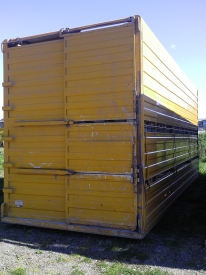 TRUCK CRATE 7.3M 2/3 DECK 24FT
